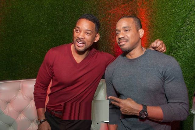 Duane-Martin-and-Will-Smith-snapped-together
