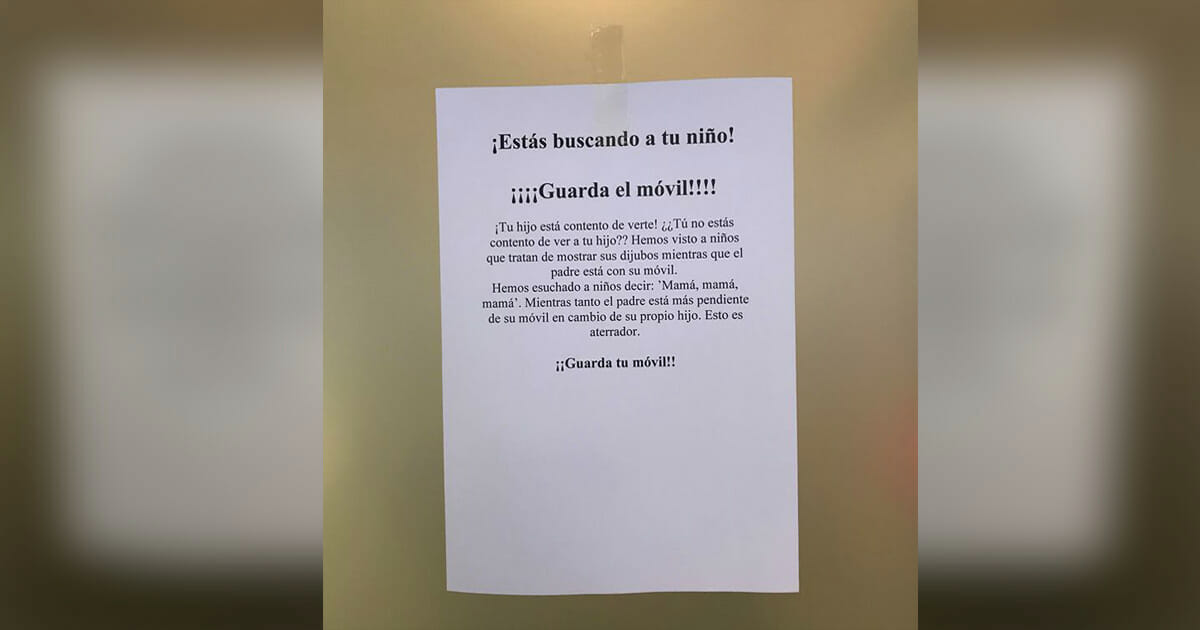 """Resultado de imagen de Guardería se enfrenta a padres: Ahora """"desagradable"""" nota enoja a toda la red"""