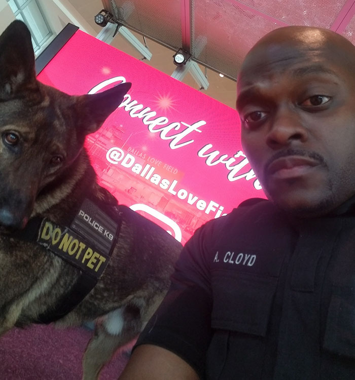 police officer dog selfies 5 5e4d07c8364ae 700