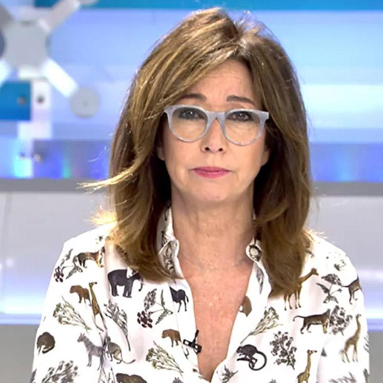 El Trucazo De Ana Rosa Quintana Para Que Nadie Note Que No Tiene Maquilladora En El Programa Elegí Mal Día